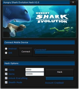 Hungry-shark-evolution-hack-android